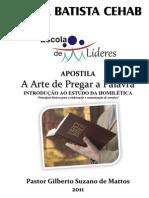 Apostila - A Arte de Pregar a Palavra - IBC 3 (1)