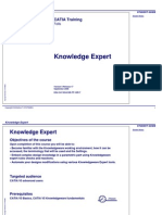 Edu Cat en Kwe Ff v5r17 Knowledge Expert Student Guide