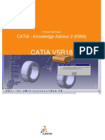 Catia - Knowledge Advisor 2 (Kwa) Broucher