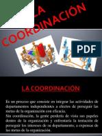 La Coordinacion Presentacion
