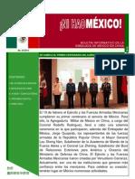 Ni HAO México - Boletín informativo de Marzo