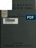 Rapid Method of French Verbs (1919)