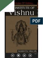 Vishnu Smriti