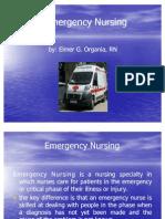 Emergency Nursing