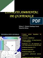 Contexto Ambiental de Guatemala