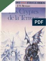 Loup Ardent 2 - Les Cryptes de La Terreur