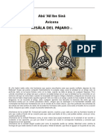 Avicena - Risala Del Pajaro