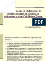 Cultura y poesía en Chiloé (power tesis) (1)