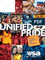 2009 USA Spirit Camps (Cheer, Song/Pom, Dance, Mascot & Pep Flag)