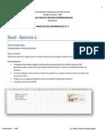 Practica 2 Excel- PROCAPUSE