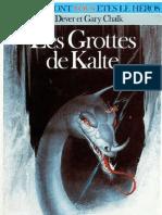 Loup Solitaire 03 - Les Grottes de Kalte