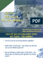 Chuong 3 - Quan Ly Ke Toan - Tai Chinh