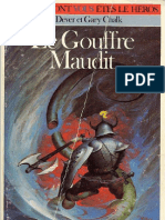 Loup Solitaire 04 - Le Gouffre Maudit