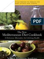 Healthy Salad Recipes from THE NEW MEDITERRANEAN DIET COOKBOOK