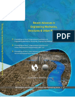 RECENT ADVANCES inENGINEERING MECHANICS,STRUCTURES and URBANPLANNING
