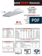 Fluorescent 4 Lamp IFU