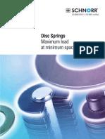 Schnorr Disc Springs