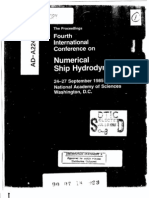 4th International Conference on Numerical Ship Hydrodynamics