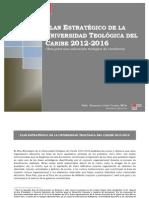Plan Estrategico Utc 2012 2016