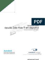 3dsmax9 Ayuda Avanzados