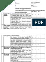 Planificare Hematologie Si Nursing in Hematologie