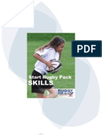 Start Rugby Skills - Cards