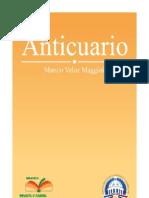 Anticuario-Marcio Veloz Maggiolo