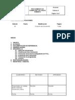 Procedimiento Formacion y RRHH
