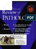 BANCO de DADOS - Robbins - Patologia