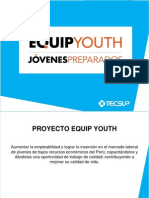 TECSUP - EquipYouth.ppt