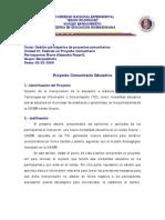 Proyecto Comunitario Academico