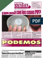 Semanario El despertar Edición N° 21