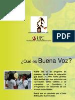 Grupo Gea - Buena Voz.ppt