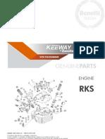 Despiece Motor Keeway RKS (Idioma Castellano)