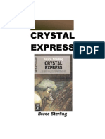 Bruce Sterling Crystal Express