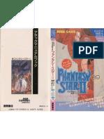Phantasy Star II Hintbook JP 1 de 2