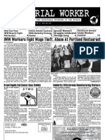 Industrial Worker - Issue #1753, March 2013