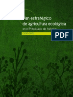 Plan Estrategico Agricultura Ecologica (Asturies)