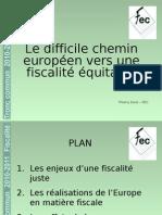 Fiscalitea in Europa