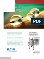 Eaton Market Spotlight - Industrial Filtration | Flavors & Fragrances