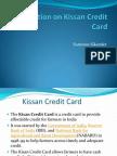 Kissan Credit Card
