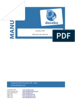 Manuale  Docente Docebo LMS