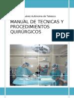 Manual de Procedimientos Quirurgicos - Copia (1)