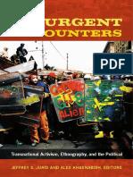 Insurgent Encounters by Jeffrey S. Juris