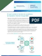 Services de monitoring de Groupe B2B