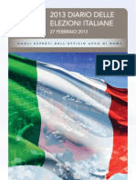 Italian Election Recap