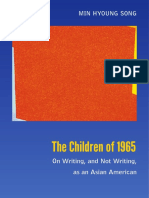 The Children of 1965 by Min Hyou Song