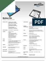 Descritivo Tablet F5v