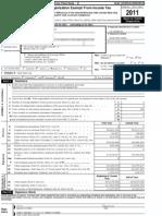 MPAA form 990 2011