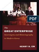 The Great Enterprise by Henry H. Em